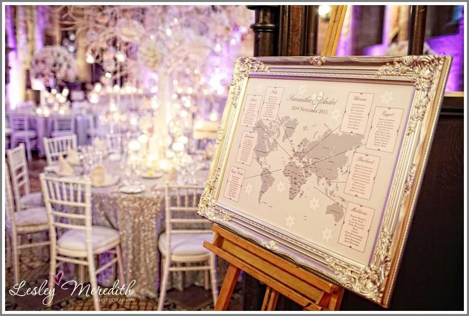 World Map Table Plan With Countries Table Names